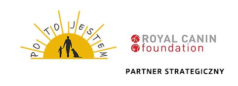Stowarzyszenie PO TO JESTEM Logo